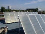 Solar systems for industrial enterprises